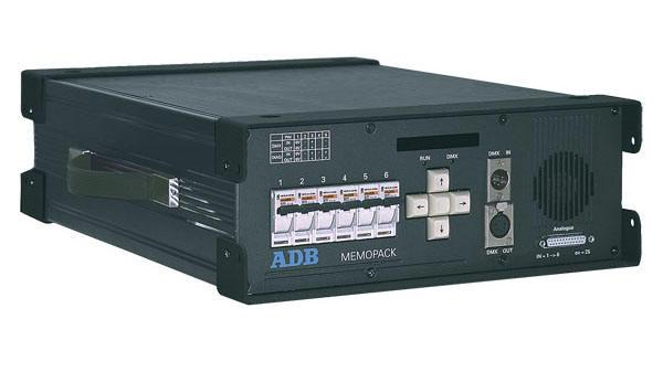 Adb Memopack 6 X 5 Kw Soundrent