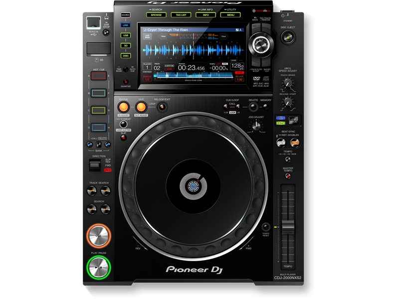 Pioneer Cdj2000 Nxs2 Soundrent