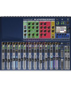 Soundcraft_Si_Expression_2_digitale_mixer_Top